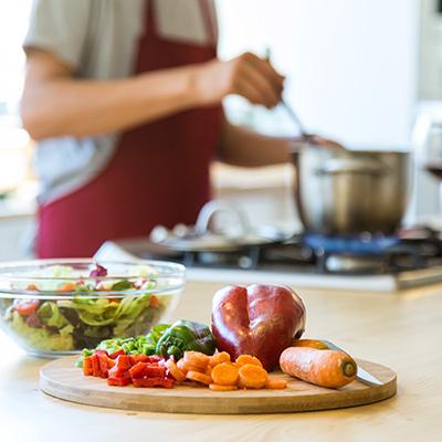 aide préparation repas lyon